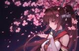 戦艦大和+桜