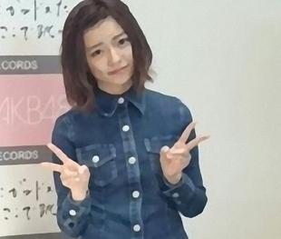 AKB48の写メ会の画像
