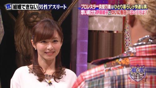有吉ゼミに出演したスイーツ真壁と伊藤綾子アナの画像
