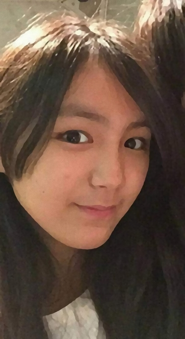 ヘリウムガス事故から完全復活したと報じられた12歳アイドルの画像