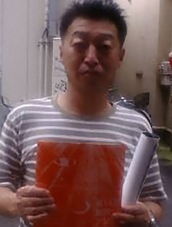 外務省に渡航禁止を言い渡された50代男性カメラマン・杉本祐一の画像