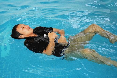 ため池事故に関する画像