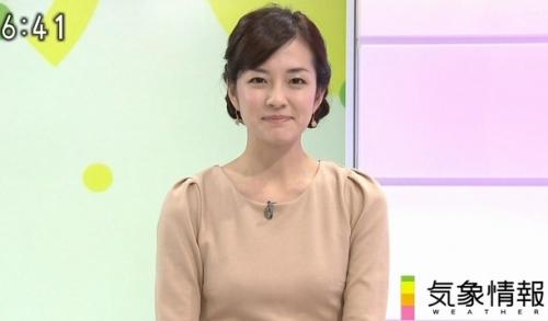 井上あさひ卒業の後任となった鈴木奈穂子アナの画像