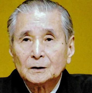 肺炎で亡くなられた桂米朝の画像