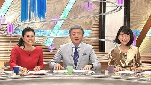 とくダネの菊川怜の画像