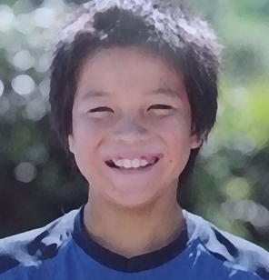 上村遼太さんの顔画像