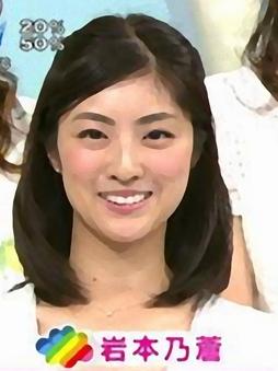 リニューアルしたスッキリに出演した岩本乃蒼アナと上重聡アナの画像