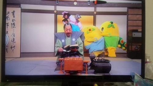 志村けんのバカ殿様に出演したふなごろーの画像