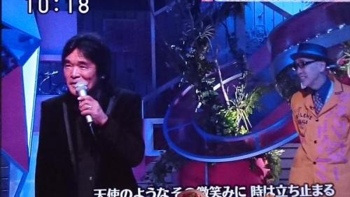 テリー伊藤と杉野アナのスッキリ卒業式の画像