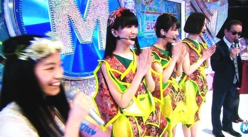 ミュージックステーションスーパーライブ2014に出演したmiwaの画像