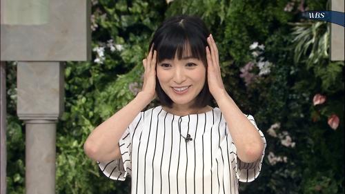 大江麻理子キャスターに関する画像
