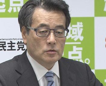 民主党岡田代表