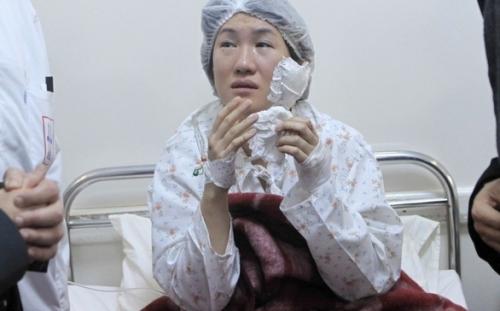 朝日新聞の取材方法を告発した結城法子さんの画像
