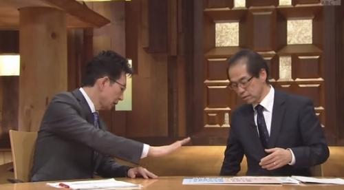 古賀茂明と古舘伊知郎の報道ステーションで喧嘩と放送事故