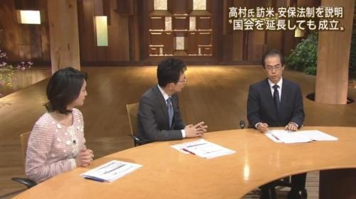 古賀茂明と古舘の報道ステーションで喧嘩と放送事故