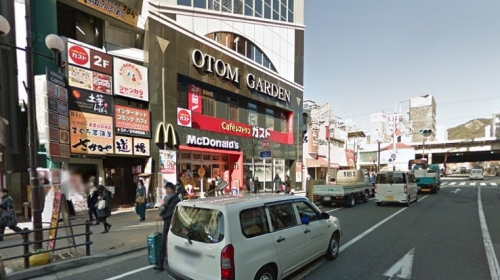 ガスト神戸元町店でファミレスで女が全裸になったことに関する参考画像