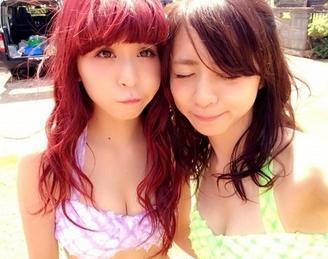 PASSPO・槙田紗子の水着画像