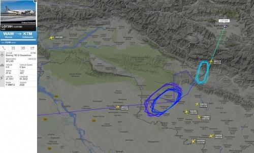 ネパール現地入りできない日本救助隊