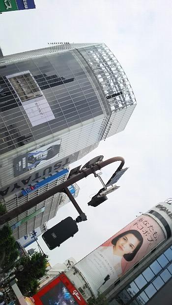 渋谷駅前昨今