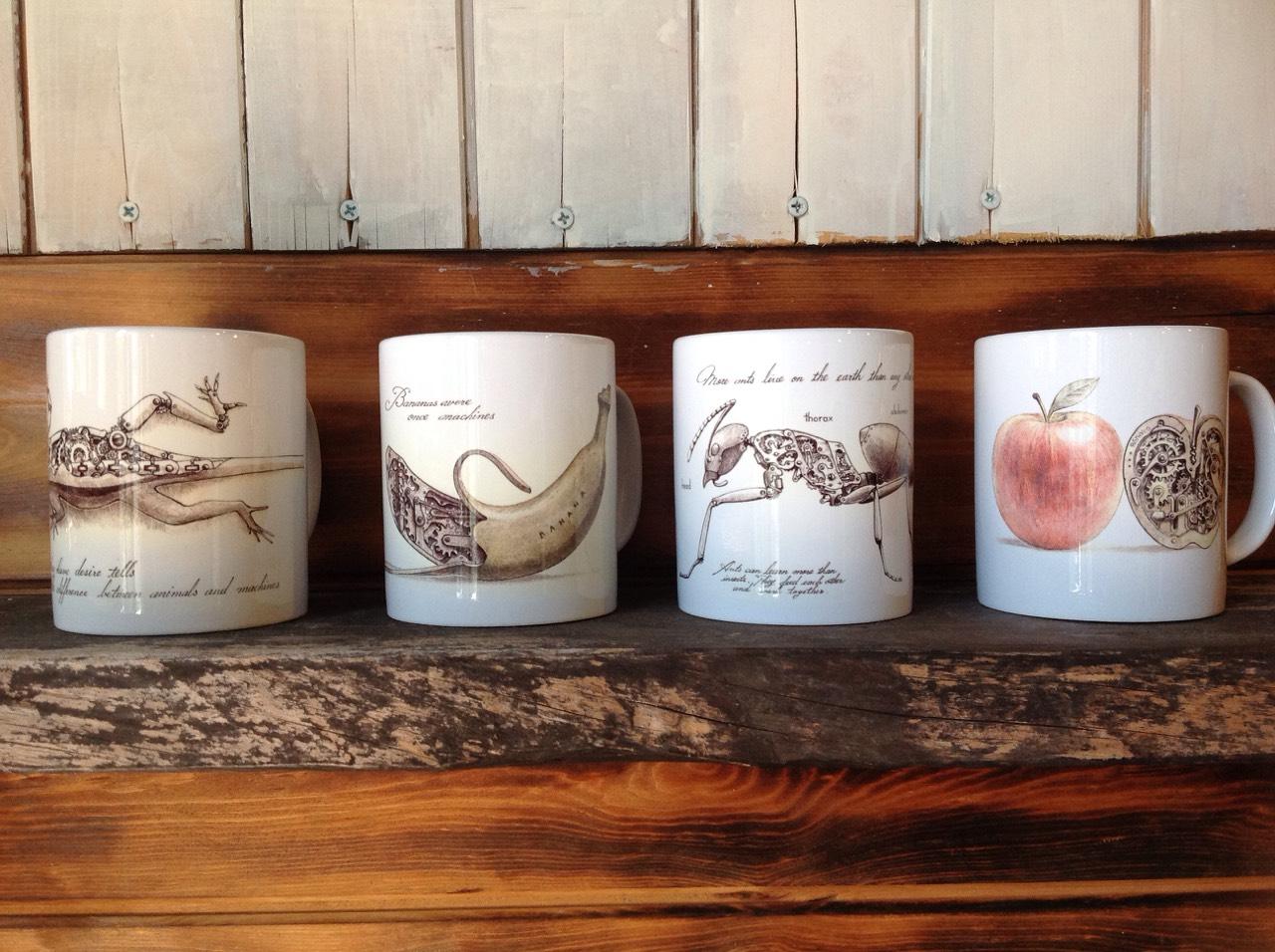 My mugs