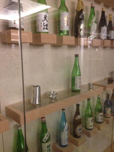 メトロポリタンショーケース日本酒