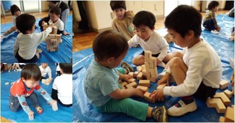 神海幼児園・小さい子も