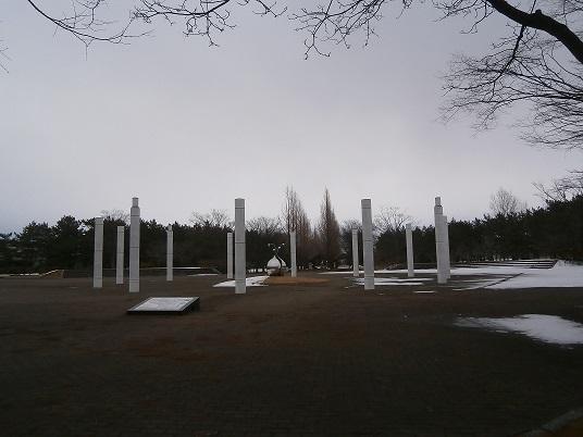 生態系公園前