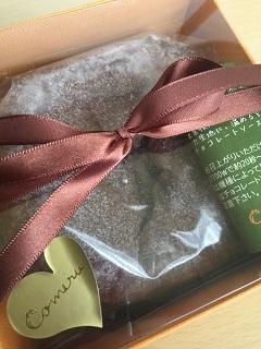お米の菓子工房 コメル フォンダン茶コラ