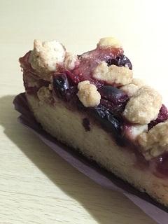 スターバックスコーヒージャパン フルーツクランブルケーキ