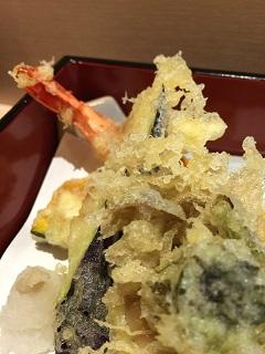 お台所 やじま 天ぷら