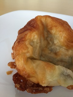 カフェ 余目製パン 焼きチーズカレーパン