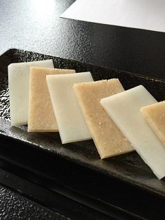 お餅カフェ 田和楽 餅しゃぶ 餅