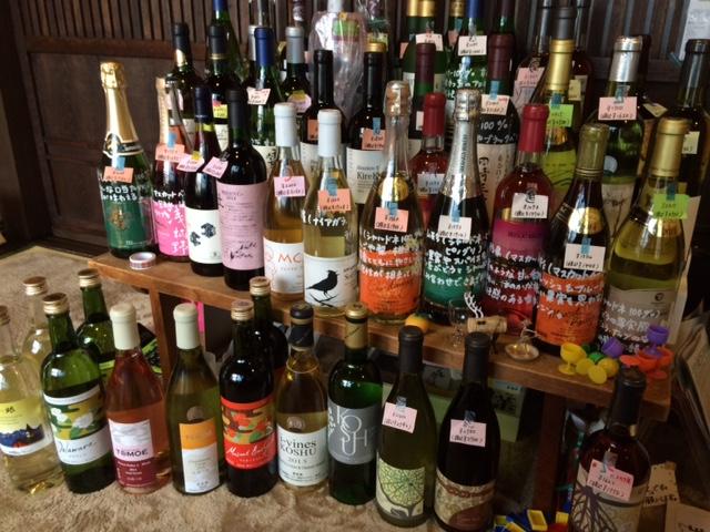 2015 04 11 日本ワイン