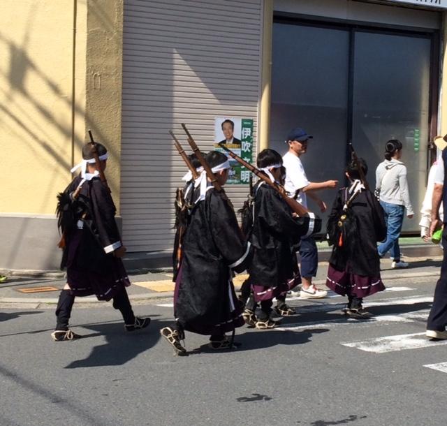 2015 05 10 梛神社 神幸祭 練習-2
