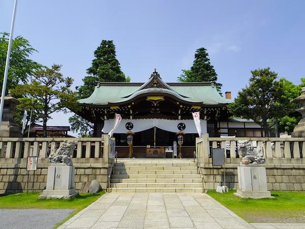 「八幡神社周辺の塚」