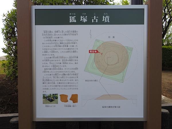 世田谷区 136 狐塚古墳(西岡12号墳)7