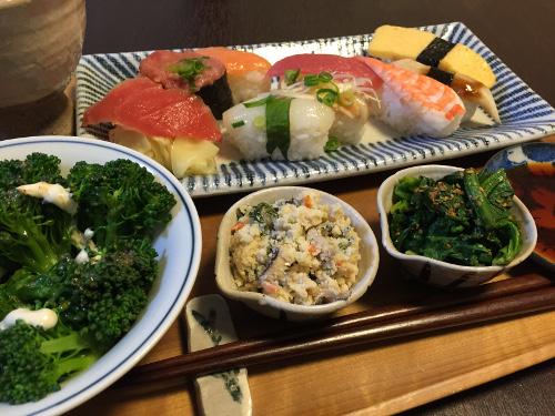 Mar19_お寿司