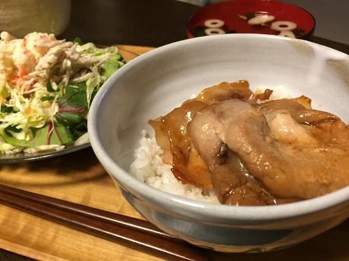 May19_焼き豚丼