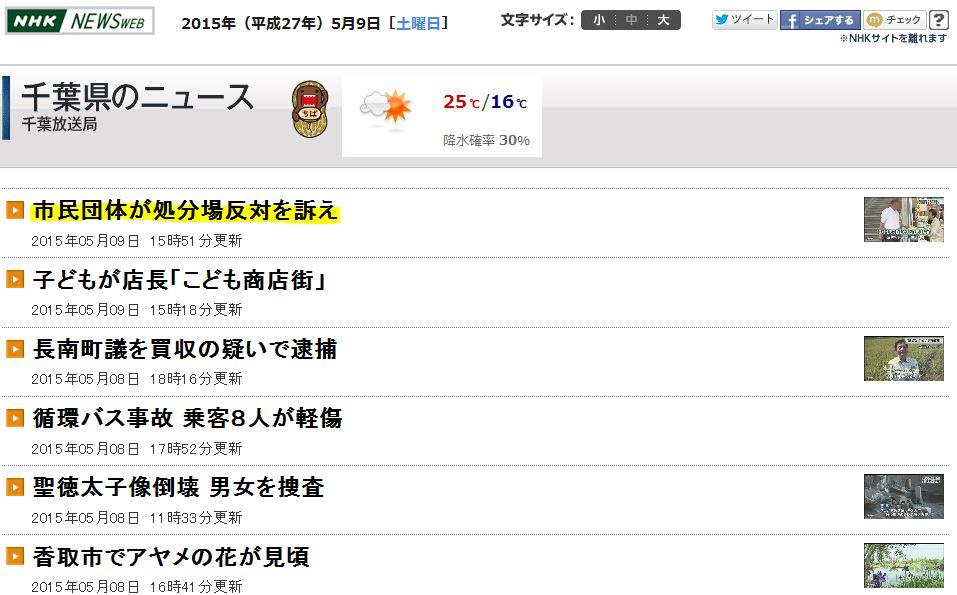 NHK千葉2