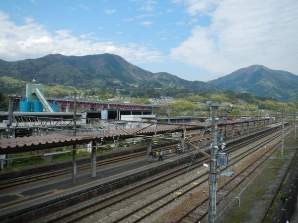 百蔵山・扇山 100