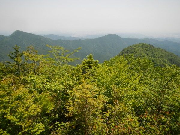 城山・上高岩山 084
