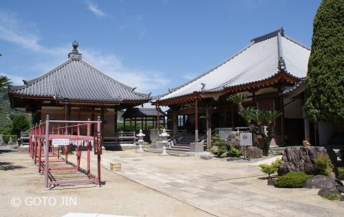 和歌山県有田市 得生寺