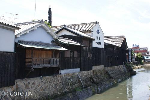 角長(和歌山県湯浅町)