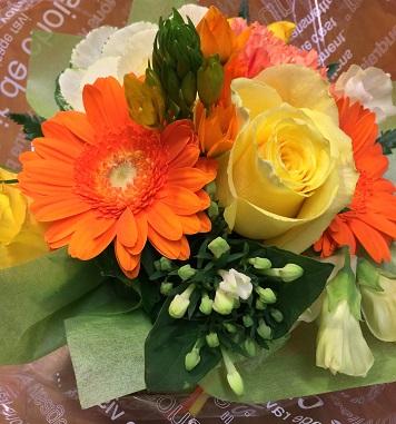 ベニコから花束