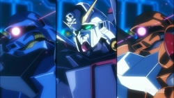 「ガンダムビルドファイターズトライ」第21話「蒼き翼」04