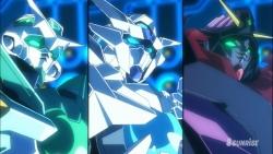 「ガンダムビルドファイターズトライ」第21話「蒼き翼」02