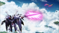 「ガンダムビルドファイターズトライ」第21話「蒼き翼」11