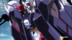 「ガンダムビルドファイターズトライ」第21話「蒼き翼」10