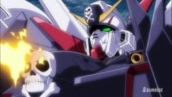 「ガンダムビルドファイターズトライ」第21話「蒼き翼」09