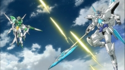 「ガンダムビルドファイターズトライ」第21話「蒼き翼」17